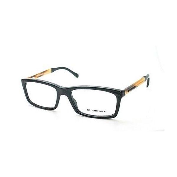 Burberry Burberry - BE 2117 3332 Black/Beige