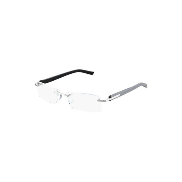 TAGHeuer TAG Heuer - TH 8109 013 Rimless - Grey/Black Interior