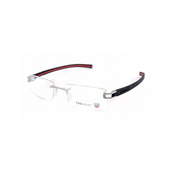 TAGHeuer TAGHeuer - TH 7644 002 Rimless - Black/Red Interior