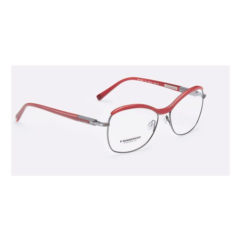 Wunderkind - WK 5020 C2 Carmine Red/Rhodium