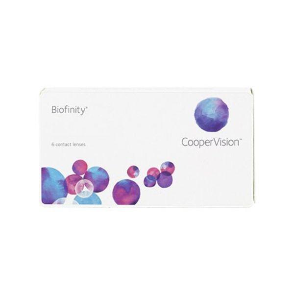 CooperVision Biofinity 6er Box Monatlinsen