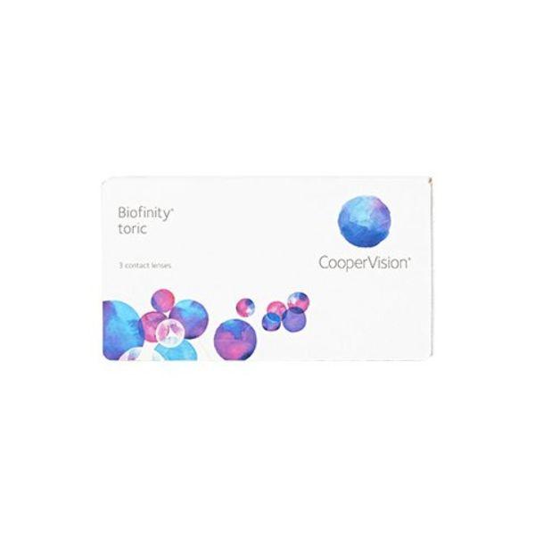 CooperVision Biofinity Toric 3er Box Monatslinsen