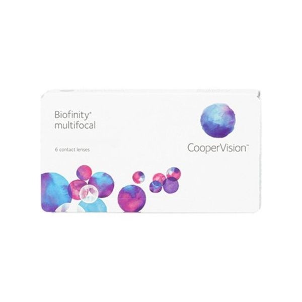 CooperVision Biofinity Multifocal 6er Box Monatslinsen
