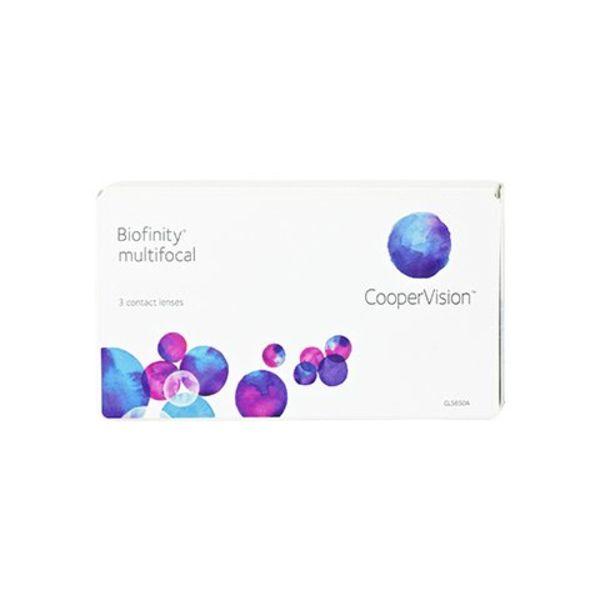CooperVision Biofinity Multifocal 3er Box Monatslinsen
