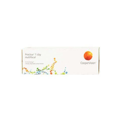 Proclear 1 Day Multifocal 30er Box