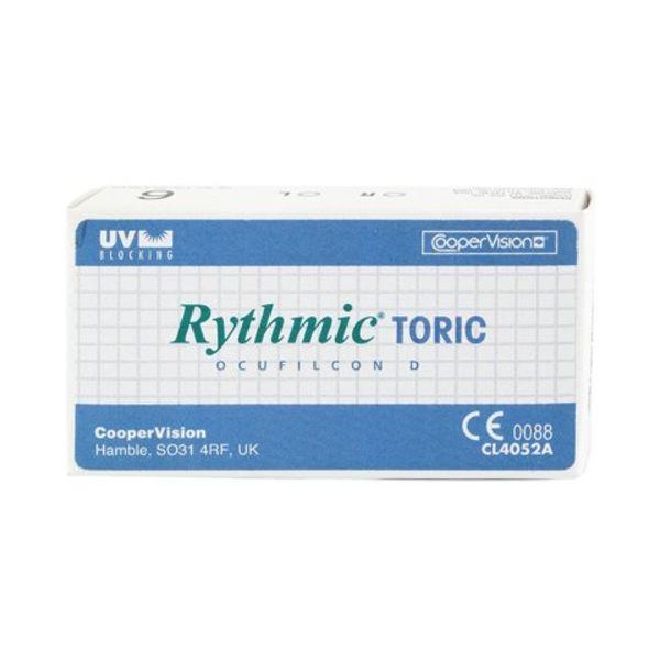 CooperVision Rythmic Toric 6er Box Monatslinsen