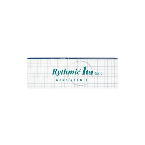 Rythmic 1 Day Toric 30er Box