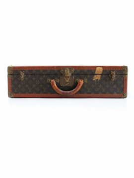 Louis Vuitton Original Louis Vuitton Suitcase monogram