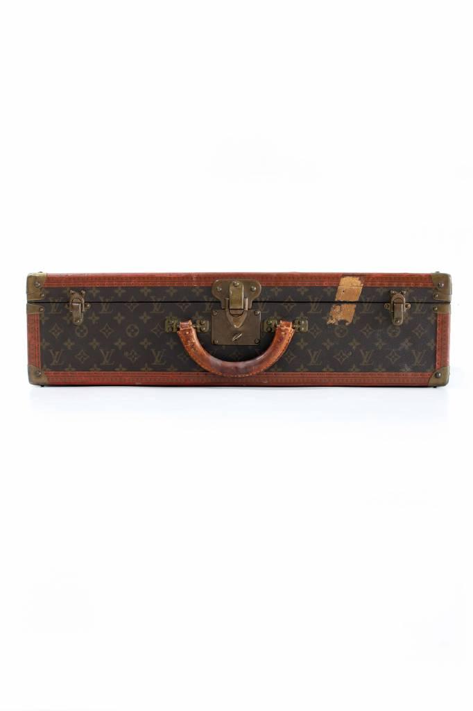 Louis Vuitton Original vintage Louis Vuitton suitcase monogram canvas