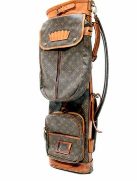 Original Louis Vuitton golfbag