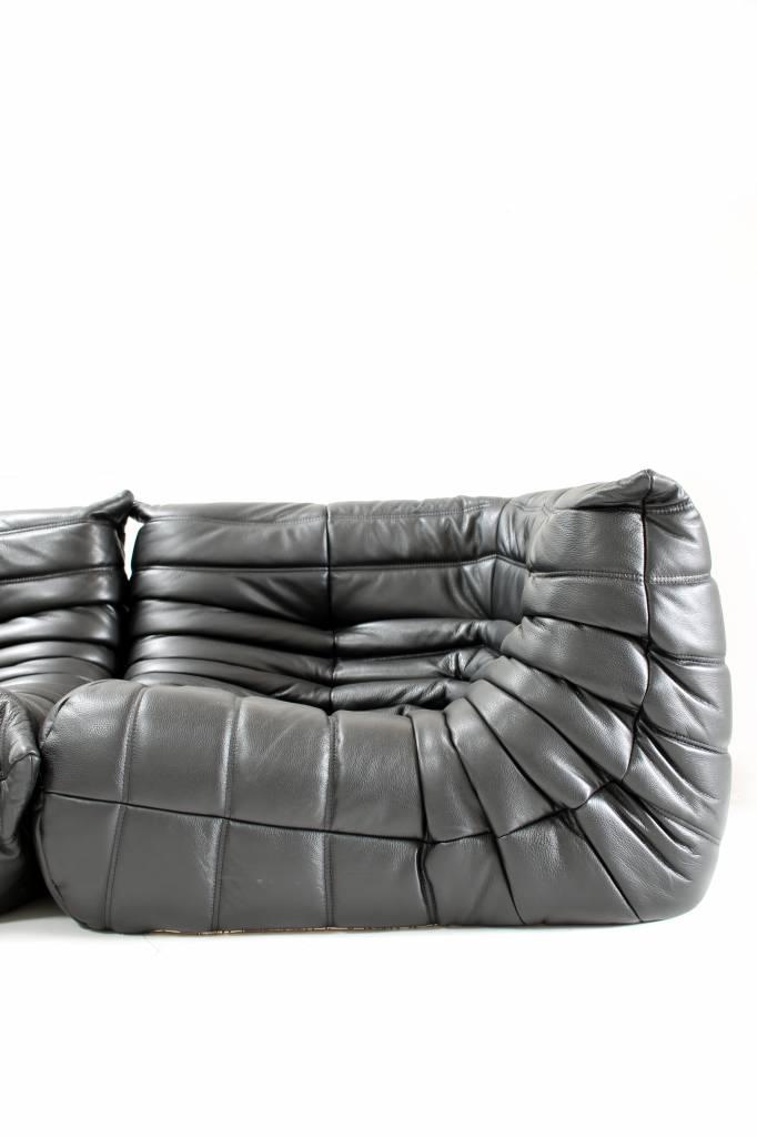 vintage togo salon ligne roset te koop wauwshop kortrijk. Black Bedroom Furniture Sets. Home Design Ideas