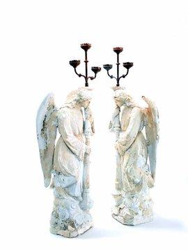 Engelen kandelaren