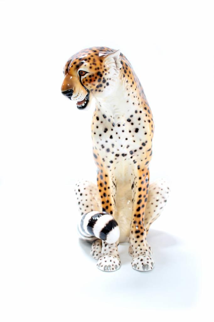Keramiek luipaard
