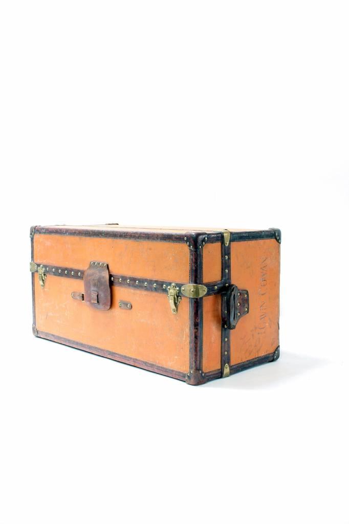 Louis Vuitton Vintage Louis Vuitton travel trunk