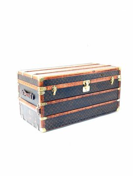 Louis Vuitton travel trunk