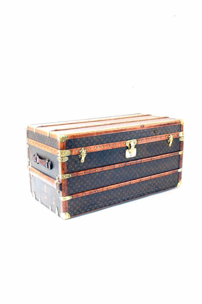Louis Vuitton Louis Vuitton travel trunk 1920