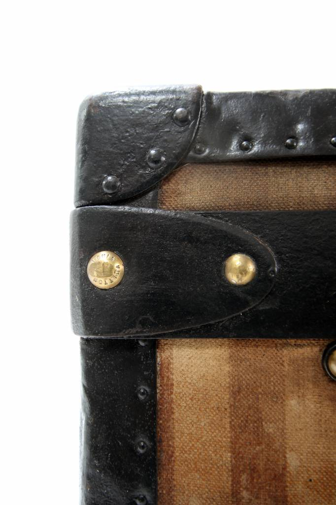 Oude Louis Vuitton koffer 1890
