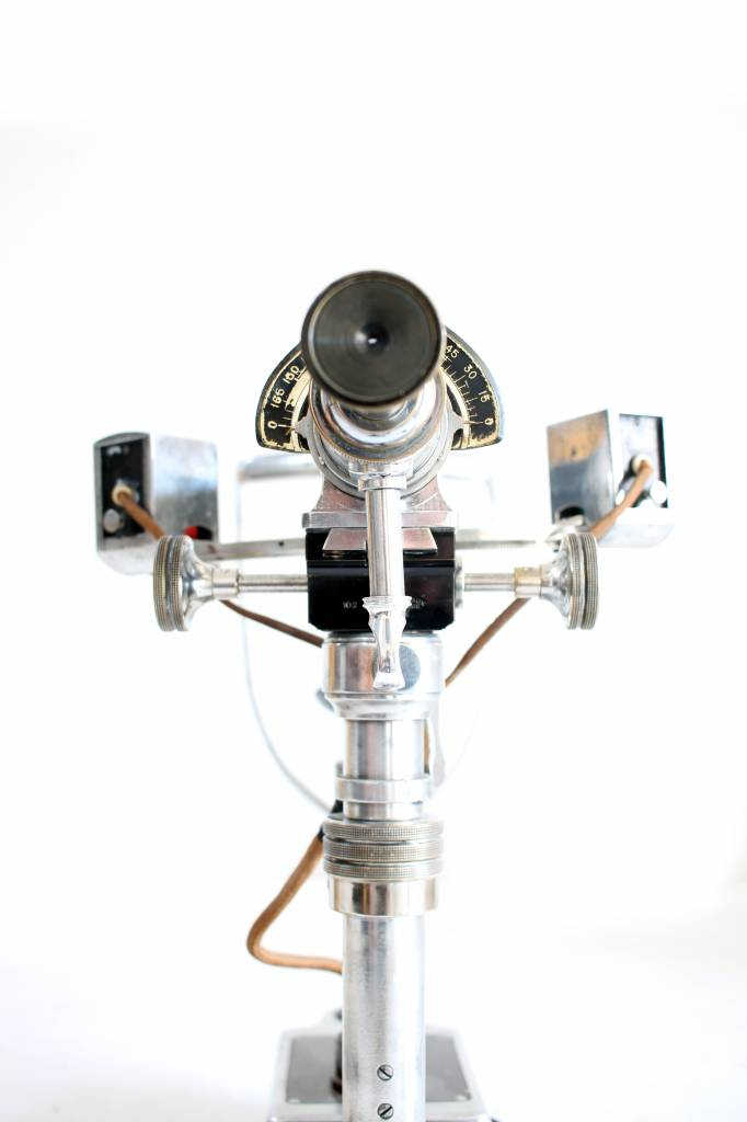 Ophthalmometer Giroux-Guilbert, Routit and Co. Paris