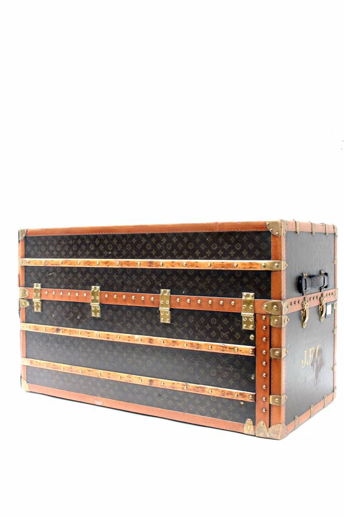 Louis Vuitton Rare Louis Vuitton wardrobe trunk
