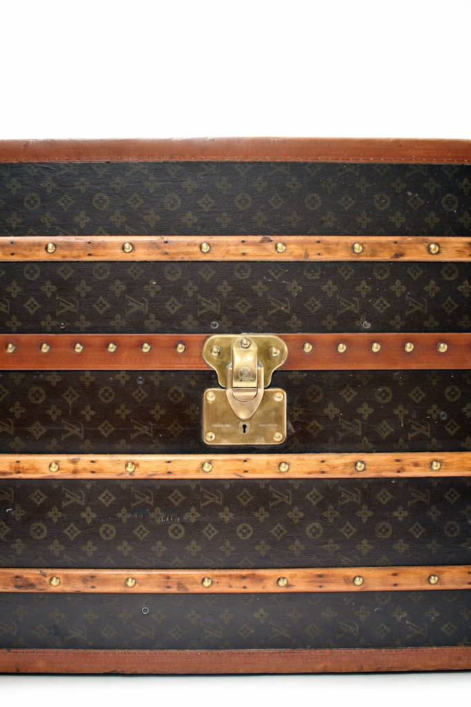 Louis Vuitton Vintage Louis Vuitton wardrobe