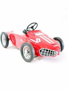 Ferrari pedaalauto 1961