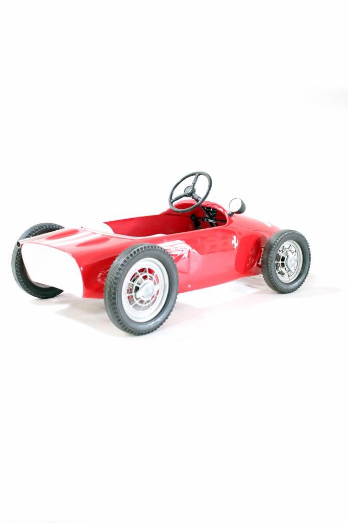 Vintage Ferrari pedaal auto 1961