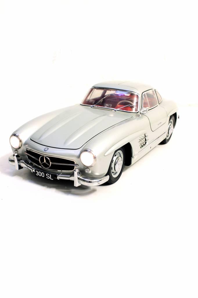 Zeldzame XXL 300 SL gullwing 1955 schaal 1:8