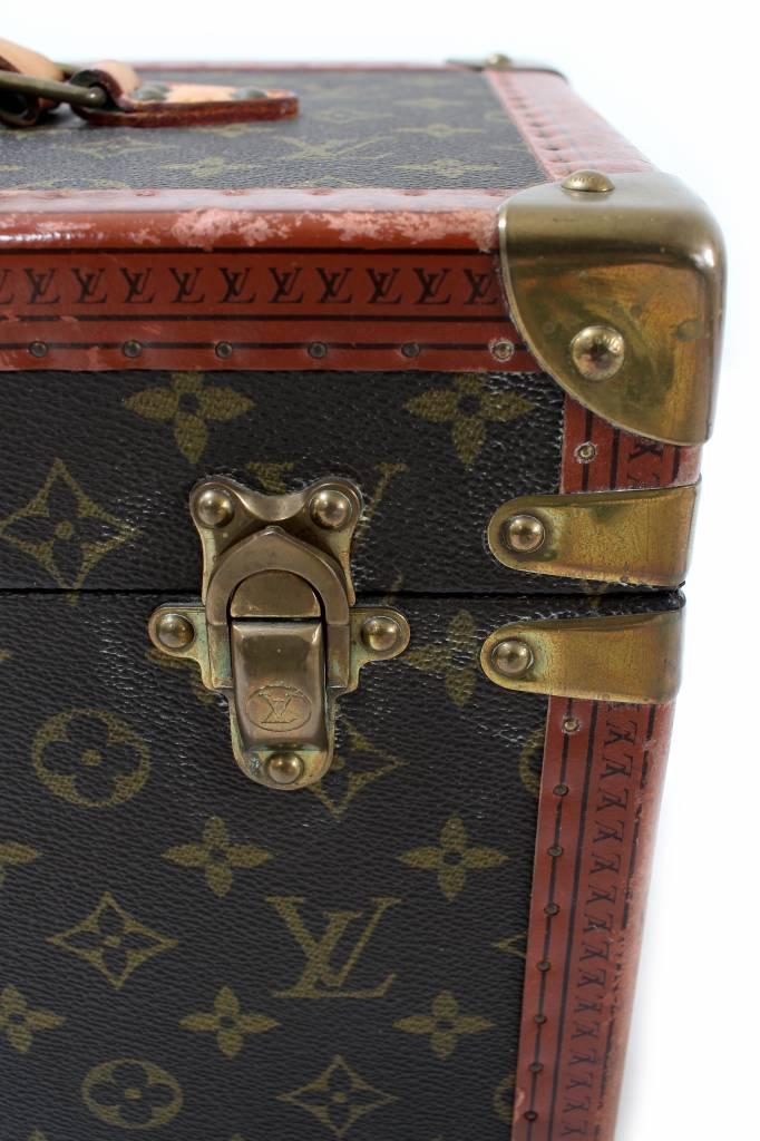 Originele beautycase Louis Vuitton monogram