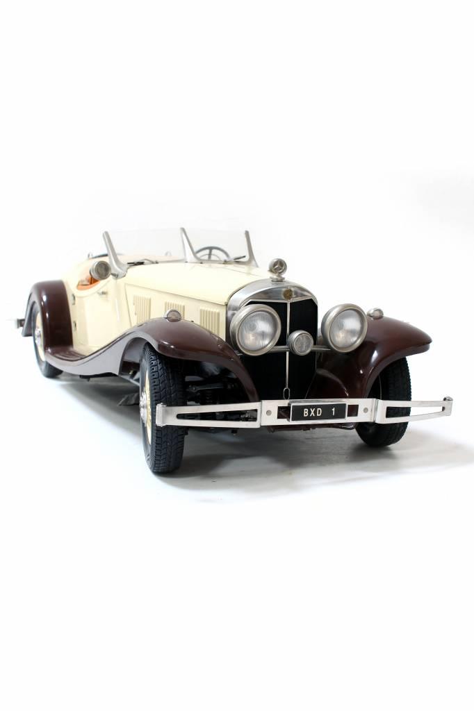 "Mercedes ""Roadster"" Pocher schaal 1:8"