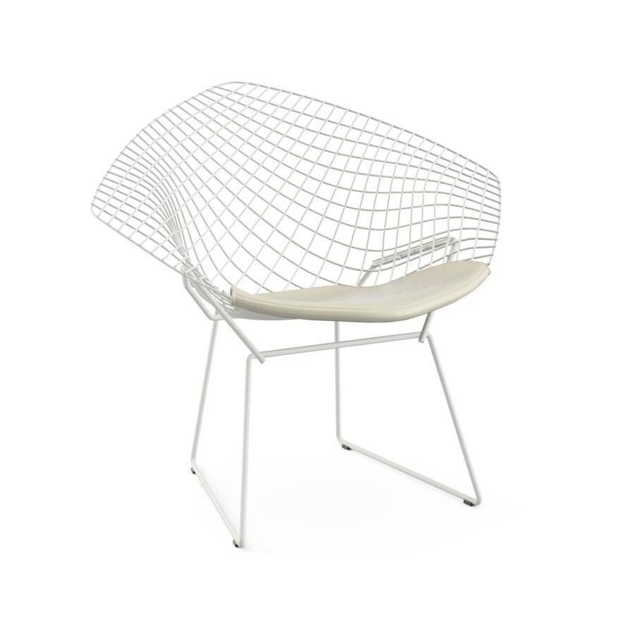 Prachtige set originele Bertoia Diamond chairs