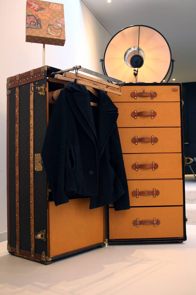 Louis Vuitton Vintage Louis Vuitton garderobe