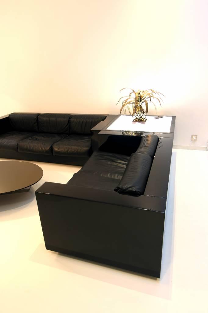 Sofa set by Massimo Vignelli, 1964 for Poltronova