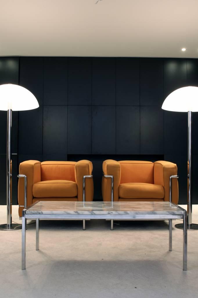 Couple Le Corbusier LC2 1