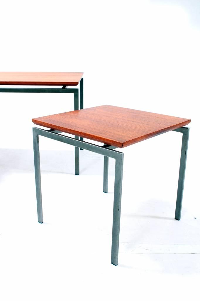 1950s vintage side tables