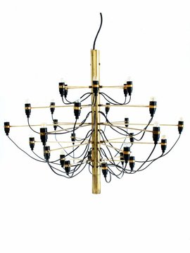 Gino Sarfatti chandelier