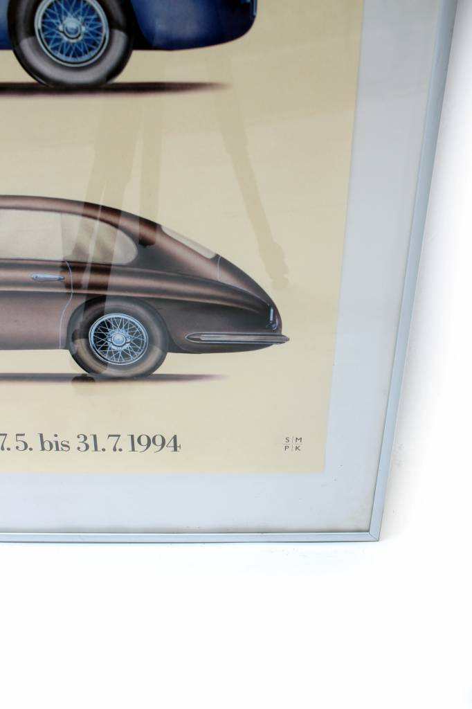 """""""L'idea Ferrari"""" poster 1994"""