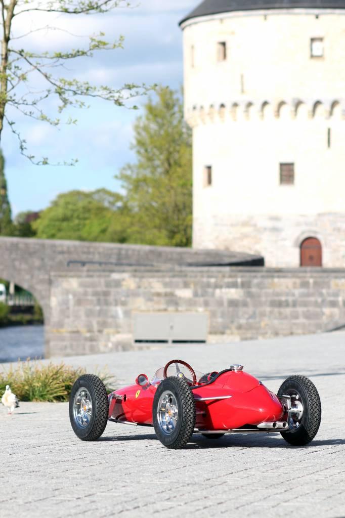 Ferrari Racecar decorative
