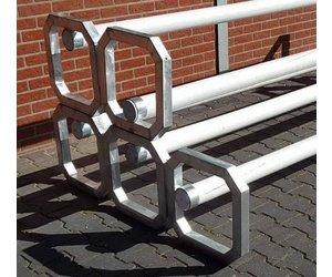 Set van cavaletti s inclusief balken hindernissencentrale