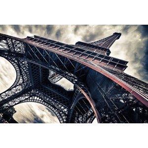 aluminium wanddecoratie city view yourinterior