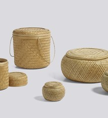 Hay Hay bamboo basket