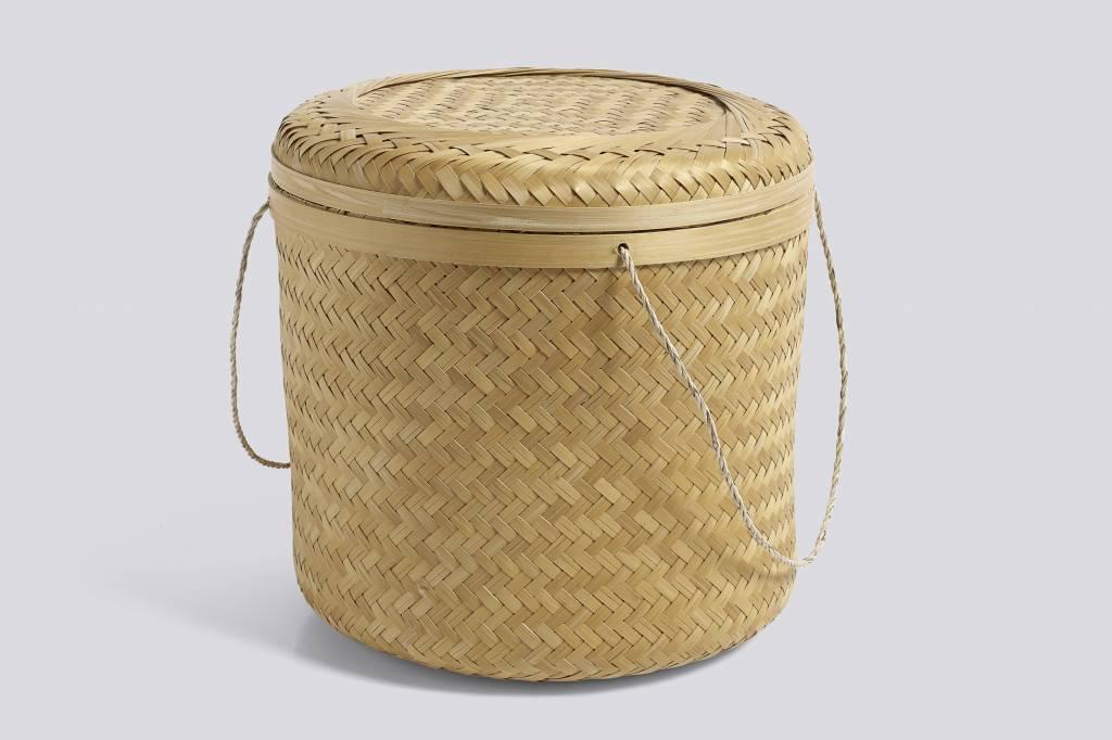 Hay Hay bamboo basket large