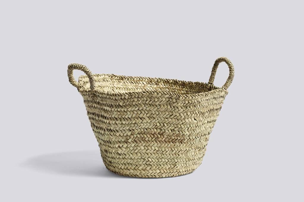 Hay Hay bast basket medium
