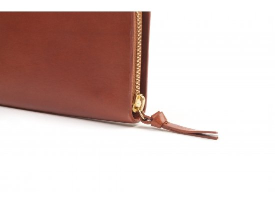 Royal Republiq galax wallet miniature cognac