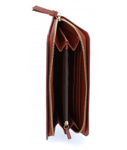 Royal Republiq Royal Republiq galax travel wallet cognac