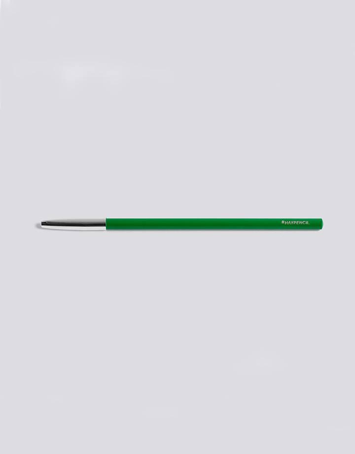 Hay Hay pencil silver cap green
