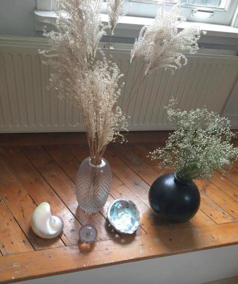 Fest Amsterdam Fest facet vase glass transparent small