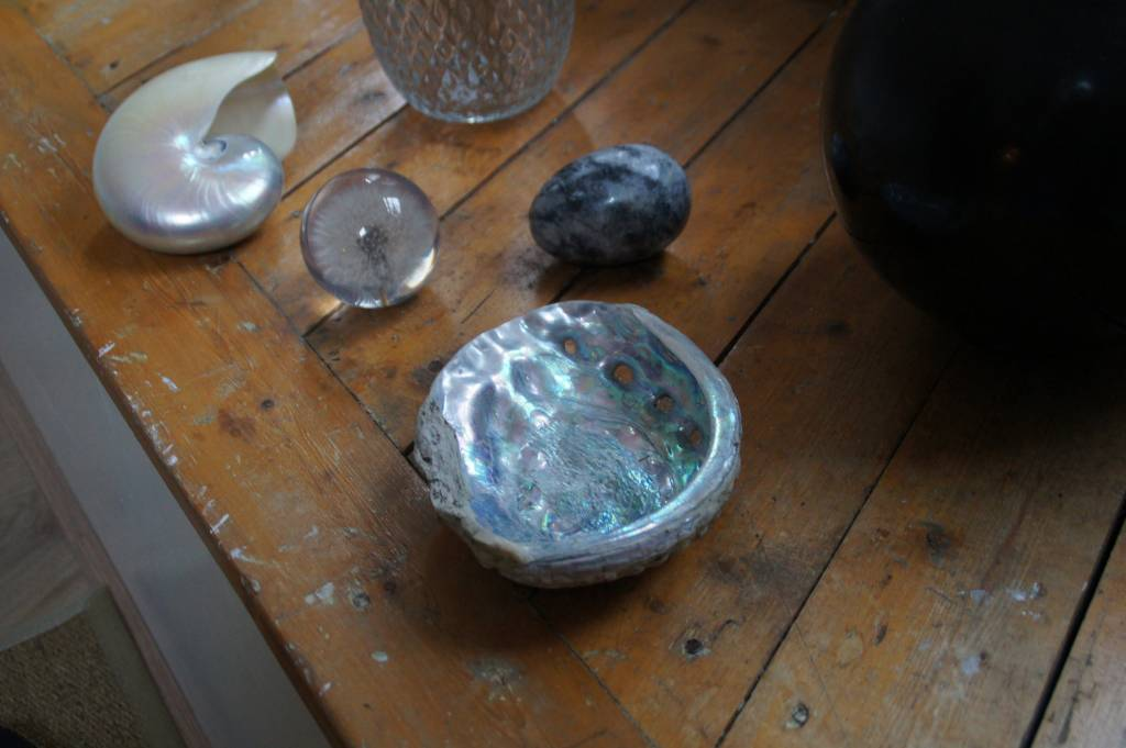 OBJECTS OBJECT 4: Grey Marble Egg