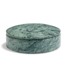 Hay Lens box green marble