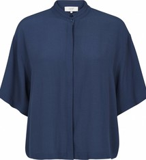 Just Female Cord shirt t-shirt insigma blue