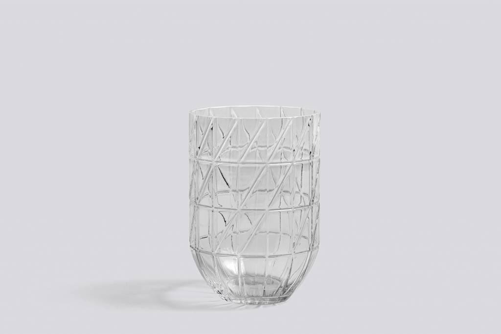 Hay Colour vase Large transparant